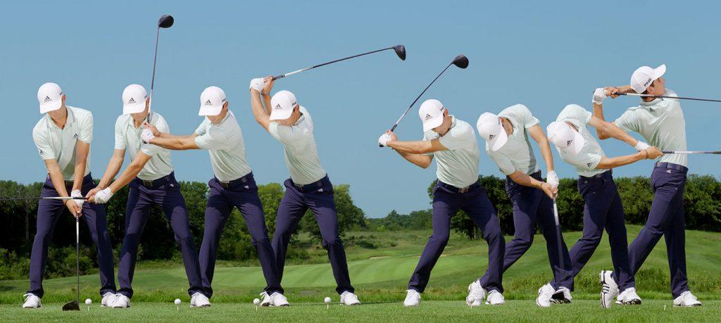 正しいゴルフのスイング【STEP4】インパクト